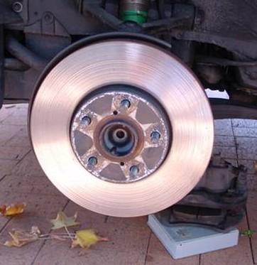 Soarer High Performance Brake Upgrade
